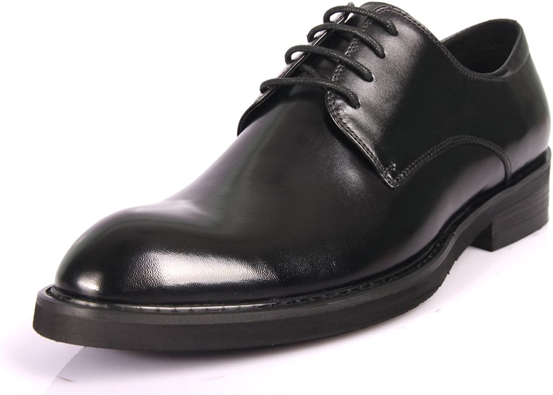 Gaofu Yinxiang Men's British Style Uniform Dress Leather shoes