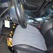 Reer 71741 Schutzbezug Für Rücksitzbank Baby