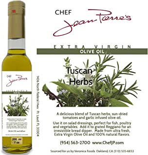 100% naturally infused Tuscan Herb Olive Oil (200ml)
