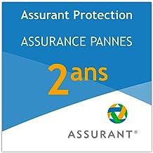 2 ans extension de garantie pour un produit de soin personnel de 30 EUR à 39,99 EUR