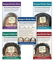 ComplyRight Anti-Harassment Poster Bundle [並行輸入品]