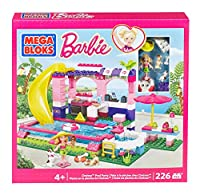[メガブロック]Mega Bloks Barbie Pool Party DBM49 [並行輸入品]