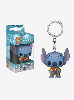 Funko Lilo & Stitch Pocket POP! Disney Aloha Stitch Exclusive Keychain