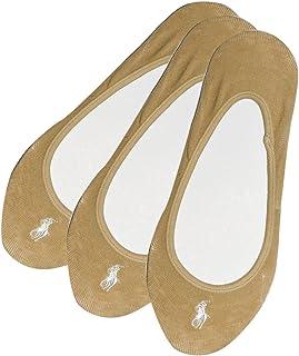 (ポロ ラルフローレン) POLO RALPH LAUREN レディース 靴下 (3足セット) フットカバー インナーソックス ヌードベージュ [23.0cm-26.5cm] [7380PKnude] [並行輸入品]