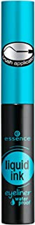 Essence liquid ink waterproof eyeliner, Black
