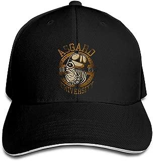 野球キャップ衣大学 M2 Girlie シュワルツ Sleipnir トールミョルニル Wikinger 帽子ハンチング