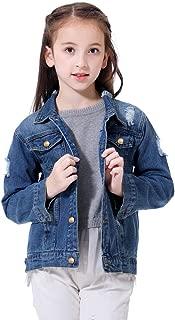 Best girl denim jacket Reviews