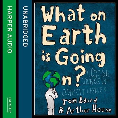 What on Earth Is Going On? audiobook cover art