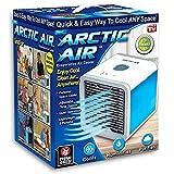 Saleshop365® Artic Air Humidifier Mini Portable Air Cooler Fan Arctic Air Personal Space Cooler The...