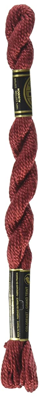 DMC 115 3-221 Pearl Cotton Thread, Very Dark Shell Pink