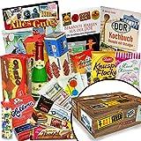 DDR Paket mit DDR Süßigkeiten / DDR Geschenkideen Frauen / DDR Produkte