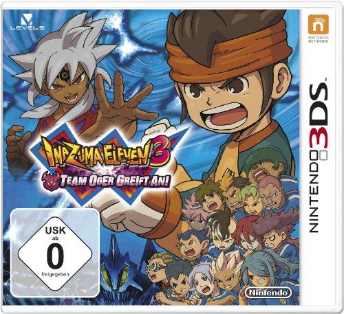Inazuma Eleven 3 - Team Oger greift an! - [Nintendo 3DS]