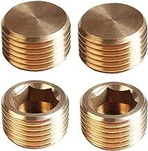 Best brass 1/4 npt fittings Reviews