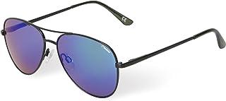 Loubsol - AMA - Gafas de sol para niño, 10 a 14 años, color negro