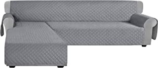 Granbest Sofa Covers for L Shape Sofa Reversible...
