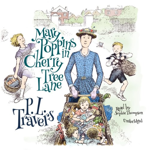 Mary Poppins in Cherry Tree Lane audiobook cover art