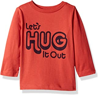Baby Boys Long Sleeve Casual Knit Top