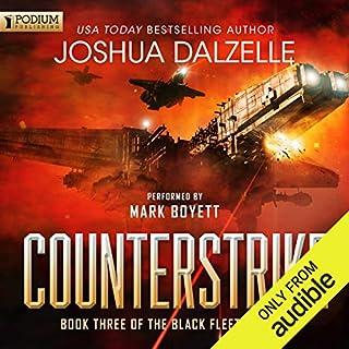 Counterstrike audiobook cover art