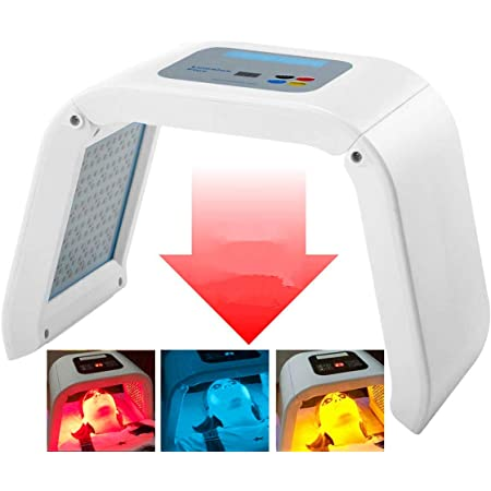 Airblasters 3 Color PDT LED Photon Therapy Facial Salon Skin Care Treatment Machine