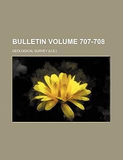 Bulletin Volume 707-708