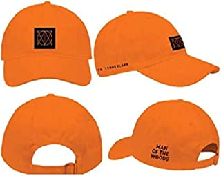 justin timberlake man of the woods hat