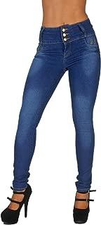 Colombian Design, High Waist, Butt Lift, Plus / Junior Size Skinny Jeans