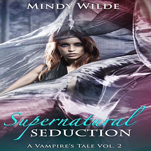 Supernatural Seduction audiobook cover art