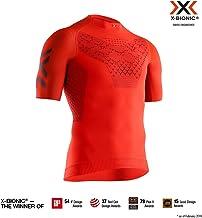 X-Bionic heren shirt Twyce 4.0 Run Shirt Short Sleeve Men