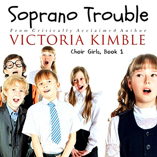 Soprano Trouble audiobook cover art