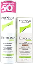 Exfoliac Anti-Imperfections Golden Tinted Care 30ml + Foaming Gel 200ml