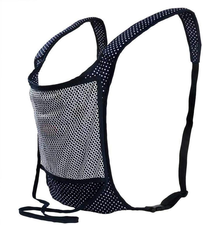 FIFY Babytrage Vier-Klauen-Baby zurück einfache Tragbare verbessert mit Baby-Strap-Sommer Baby-Strap-Sommer Baby-Strap-Sommer einfache net Tasche Vintage Sommer, H B07JVWQJSD  Hochwertig 14f2a1