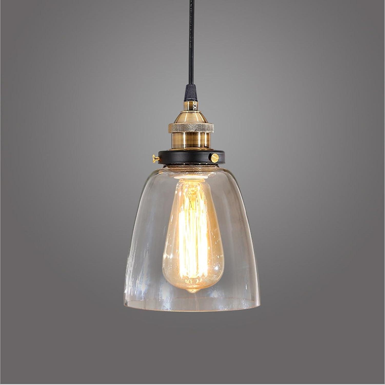 ZHIYUAN Verre Chandelier luxe Lampes cadeaux Décoration Personnalité mode Chambre Chandelier taille  D145  H170 (mm) (non ampoule incluse)