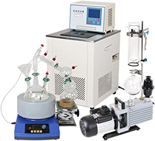 2L Short Path Distillation Standard Set w/Vacuum Pump & Chiller