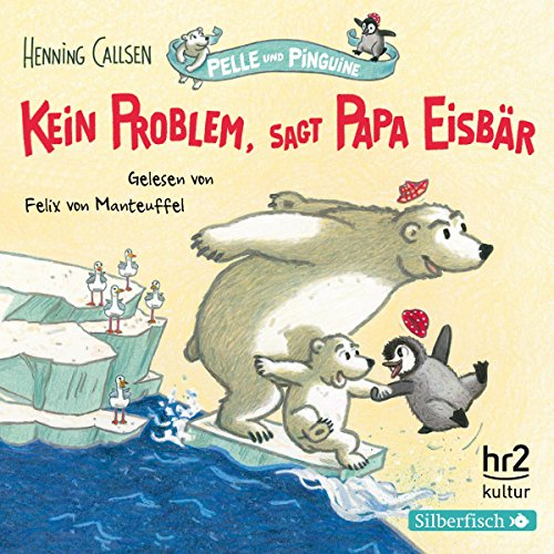 Kein Problem, sagt Papa Eisbär cover art