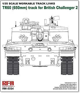 ライフィールドモデル 1/35 チャレンジャー2用連結組立可動式履帯セット プラモデル用パーツ RFM5054