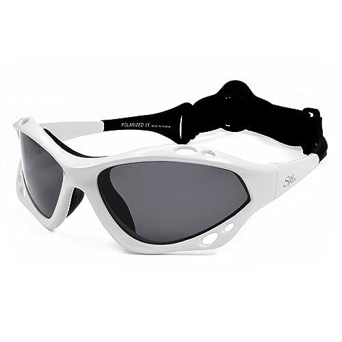 c8f3369c6e Seaspecs White Extreme Sports Sunglasses