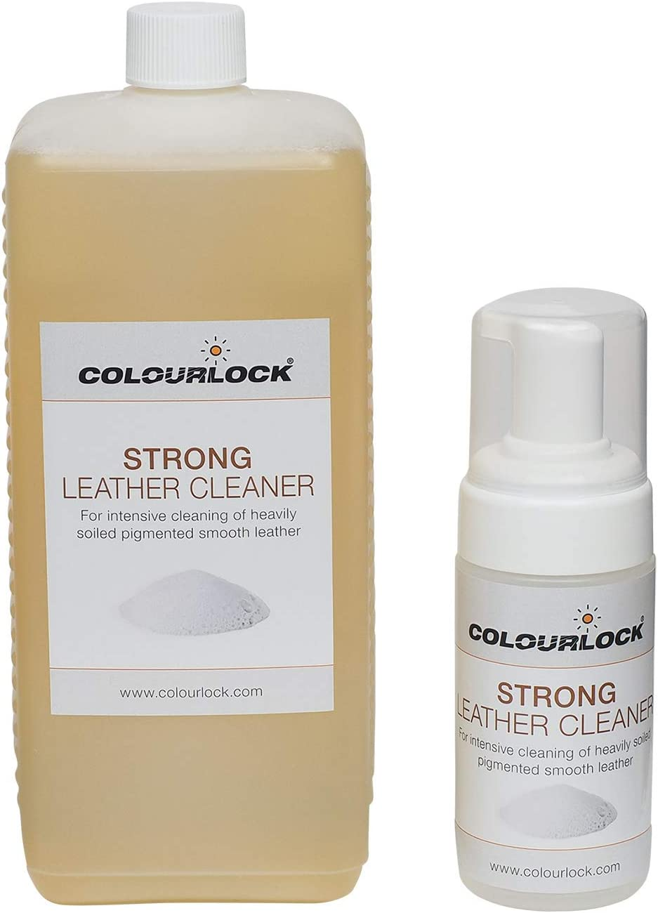 Colourlock Strong Leather Challenge the lowest price Cleaner for Furniture Car Fort Worth Mall U interiors