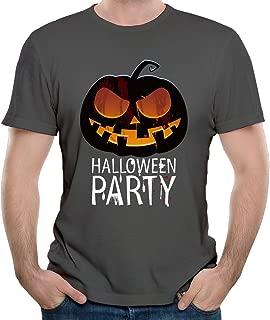 Halloween Party Pumpkin Men's T-Shirt