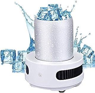 Machine glaçons Portable, Petite Machine glaçons comptoir, Fabrication Rapide Glace Mini Smart Refrigeration Facile Utilis...