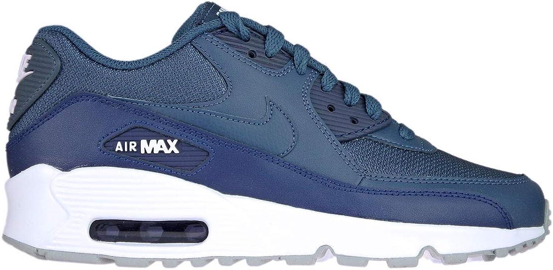 Nike herrar Air Max Max Max 90 Mes (gs) Track &Field skor, MultiFärg Monsoon blå  Midnight Navy 000, 6 UK  kvalitetsgaranti