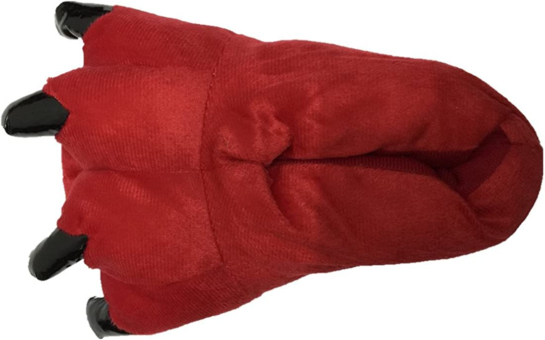 Limited Special Price Halloween Costume House Shoes Cozy Portland Mall Slip Paw Slippers On Bear
