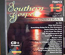 Chartbuster Southern Gospel Vol 13