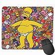 Homer The Simpson Computer-Mauspad mit rutschfeste