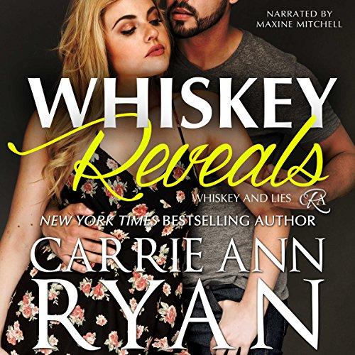 Whiskey Reveals audiobook cover art