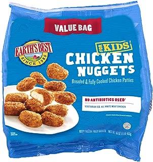 Earth's Best Organic Frozen Chicken Nuggets, 16 oz.