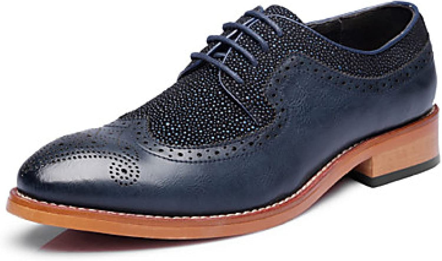 Men's shoes Office Career Party Evening Casual Leather Oxfords