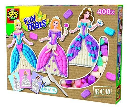 Ses - 24970 - Kit de Loisir Créatif - Funmais - Princesses