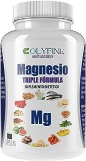 Magnesio Triple Fórmula (Lactato