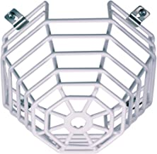 Safety Technology International, Inc. STI-9605 Steel Web Stopper, for Mini Smoke Detectors, Surface Mount, Protective Coat...