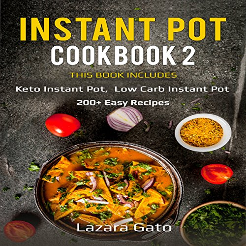 Instant Pot Cookbook 2 cover art